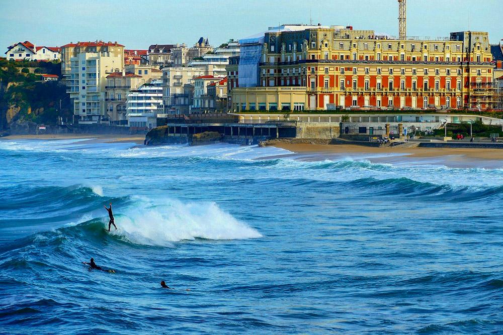 Ventes immobilières Biarritz